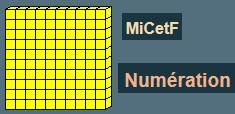 MiCetF Numeration